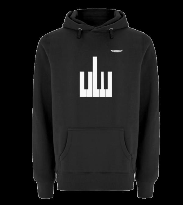 Piano Big F Hoodie